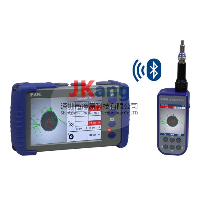 AFL FlexScan FS300单多模光纤检测仪,FlexScan FS300光纤检测仪