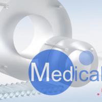 PMMA CTDI剂量模体