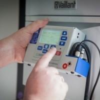 德国RBR ECOM-B燃烧效率分析仪,烟气分析仪