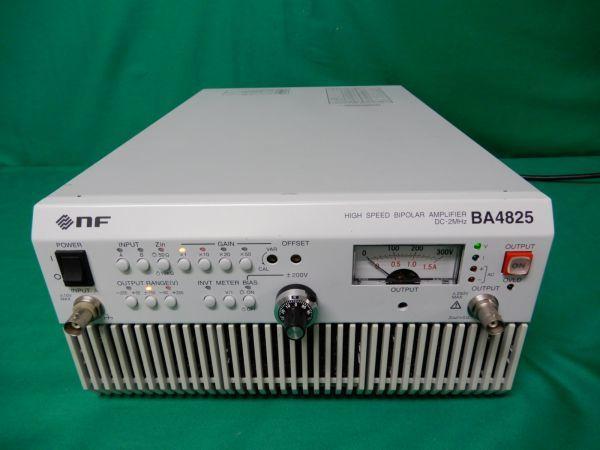 NF BA4825高速双极放大器,NF BA4825放大器