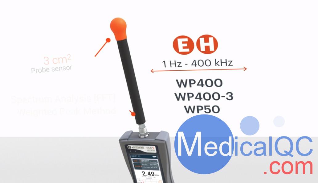 waveco<i></i>ntrol SMP2场强仪,SMP2场强计