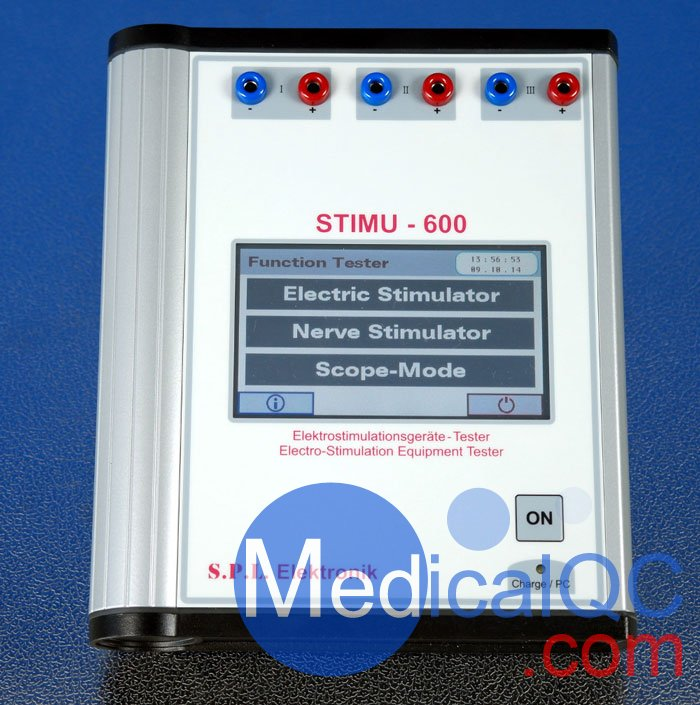 STIMU-600电刺激设备检测仪,STIMU-600电刺激器功能测试仪