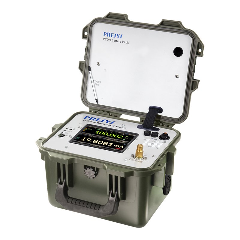 PRESYS PCON-Y18-HP压力校准器,PCON-Y18-HP压力校准仪