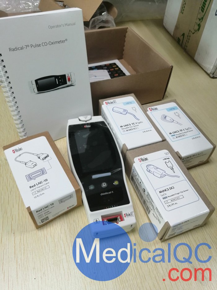 Masimo Radical-7脉博血氧仪,Radical-7 Pulse CO-Oximeter