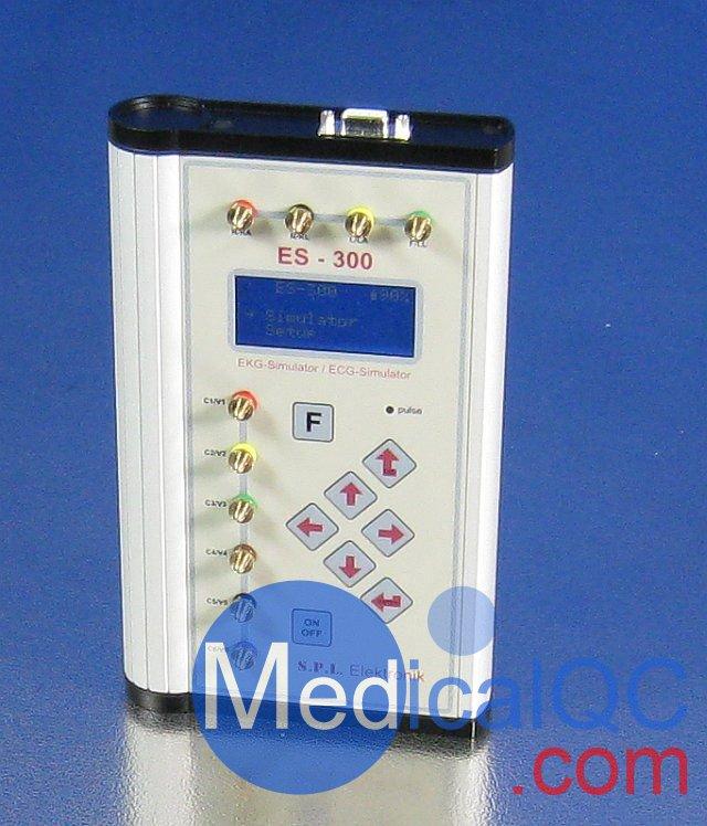 ES-300 ECG模拟器,SPL ES-300心电模拟仪