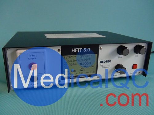 Medteq HFIT 8.0绝缘测试仪,HFIT 8.0高频高压绝缘测试仪