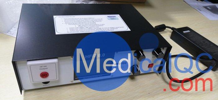Medteq HFIT 8.0绝缘测试仪,HFIT 8.0高频高压绝缘测试仪实拍图