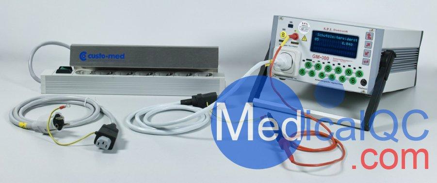 SPL GM-300安规测试仪,GM-300电气安全分析仪