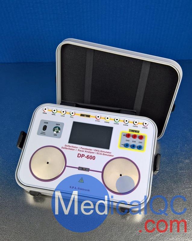 SPL DP-600除颤分析仪,DP-600起博器分析仪